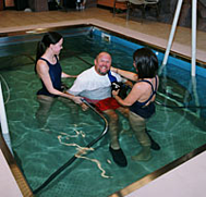 Aquatic Therapy for Neurological Conditions
